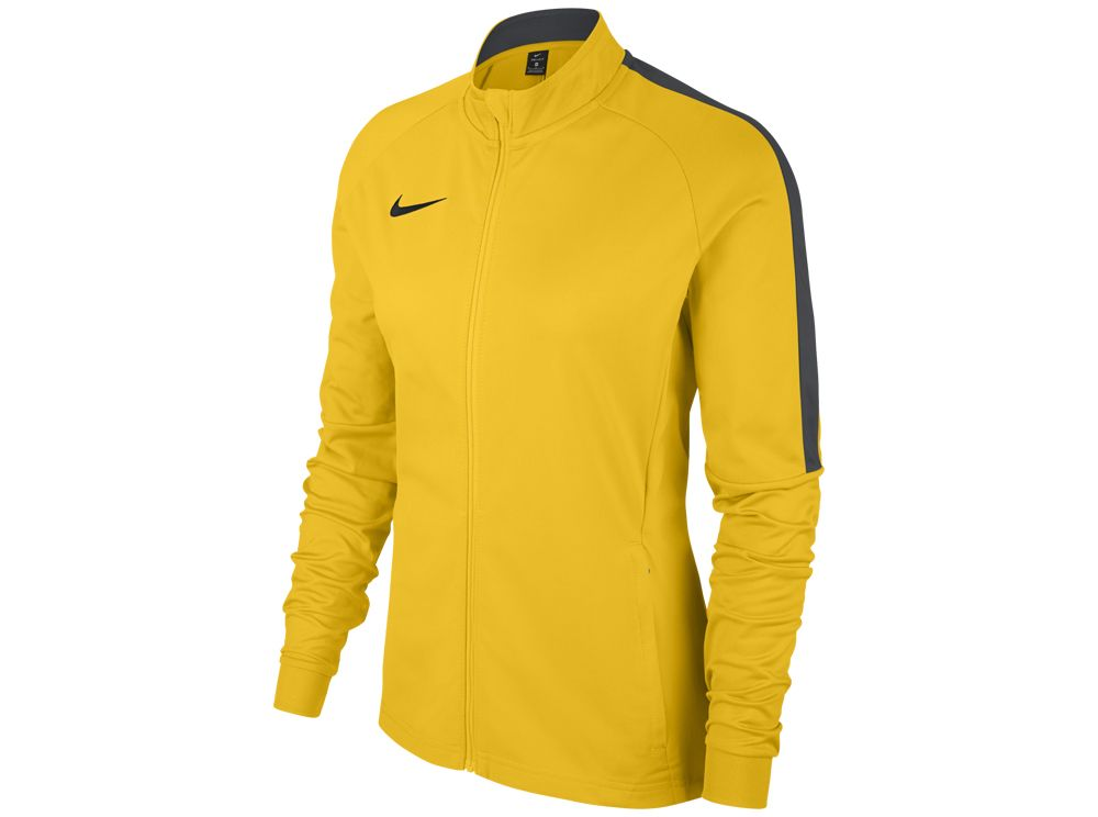 Nike Academy 18 Women s Knit Track Jacket Tour Yellow   Anthracite   (Black) b63f5ce10