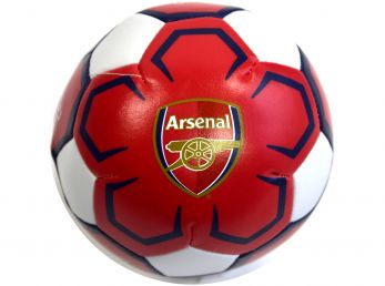 Arsenal 4 Inch Mini Soft Ball