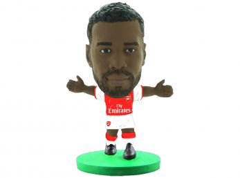 Arsenal Alexandre Lacazette Home Kit Soccerstarz