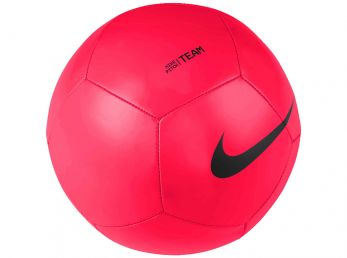 Nike Pitch Team 21 Ball Dark Pink