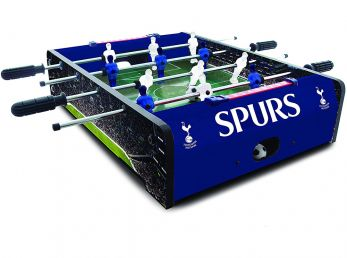 Spurs 20 Inch Table Football Navy White